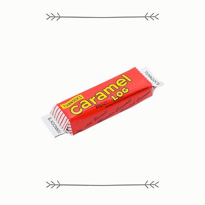 Tunnocks Caramel Log