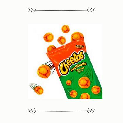 Cheetos Footballs