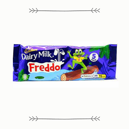 Cadbury Dairy Milk Freddo - 5 Pack