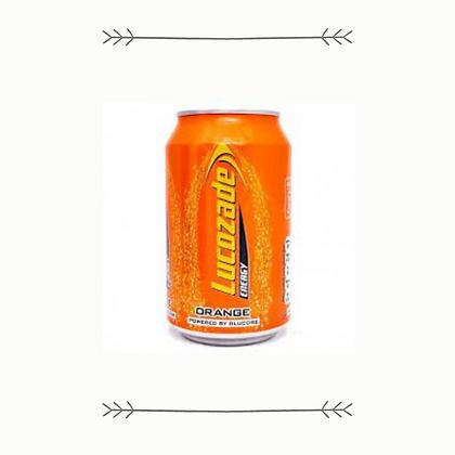 Lucozade Orange