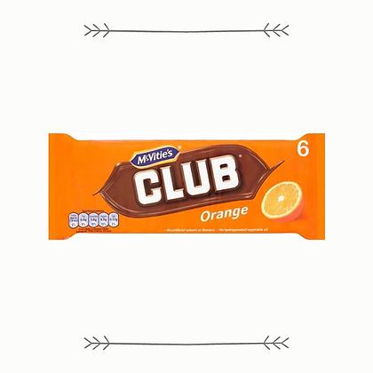 McVitie's Club Biscuits - Orange
