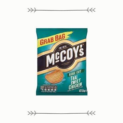 Real McCoys - Thai Sweet Chicken - Grab Bag