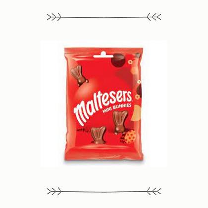 Malteser Mini Bunnies Bag