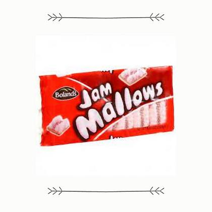 Bolands Jam Mallows