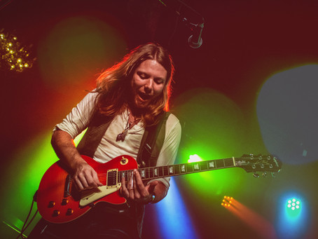 Nashville Guitarist Kyle Lewis