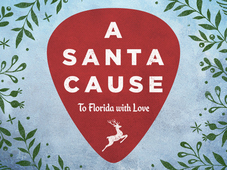 A Santa Cause: To Florida with Love