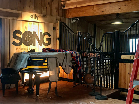 """Nashville's New TV Show -- """"The Song"""""""