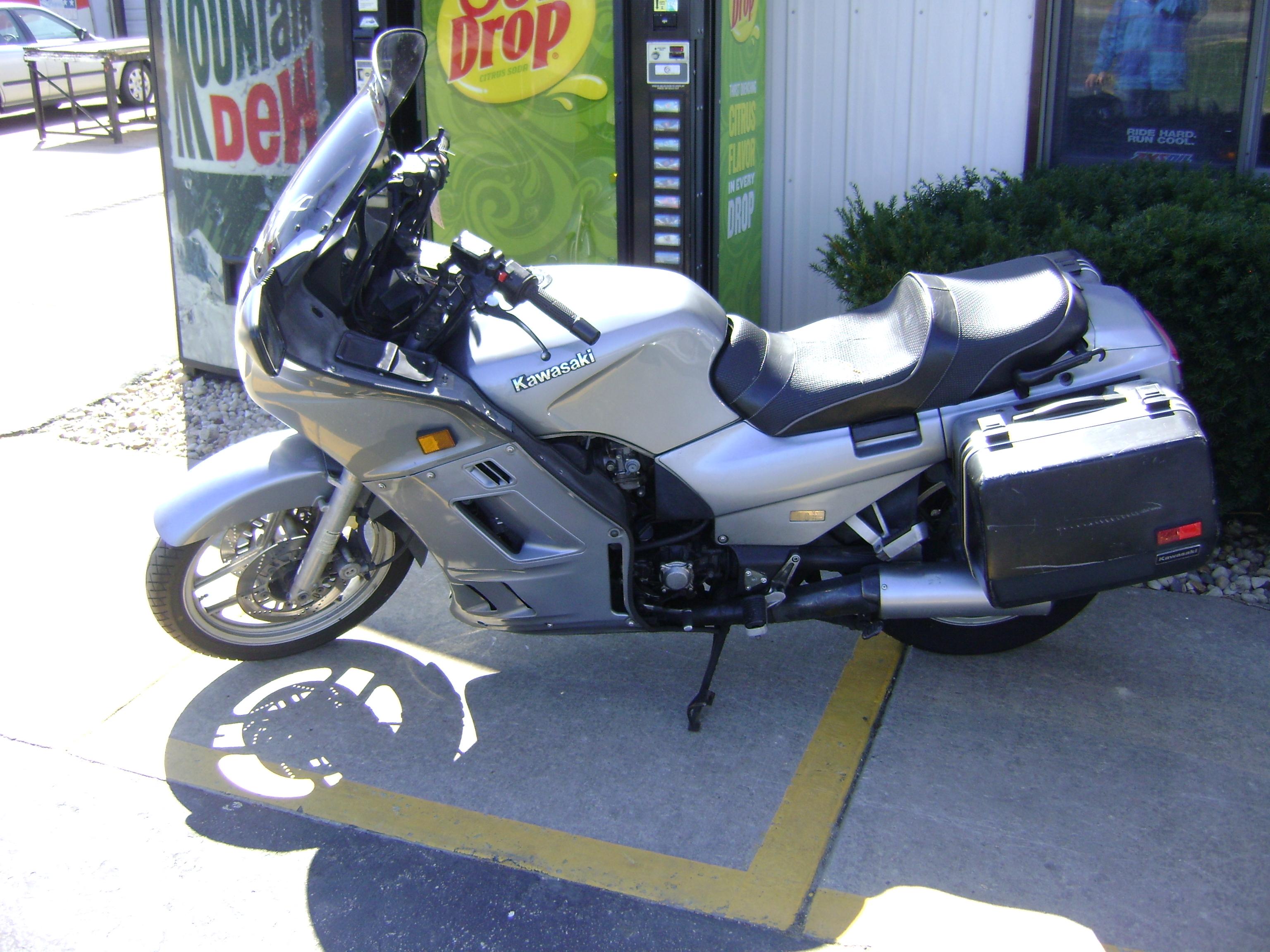 Sold 1987 Kawasaki Concours Zg1100 Cruiser Sport Street Motorcycle Honda Elite Wiring Suters Speed Shop