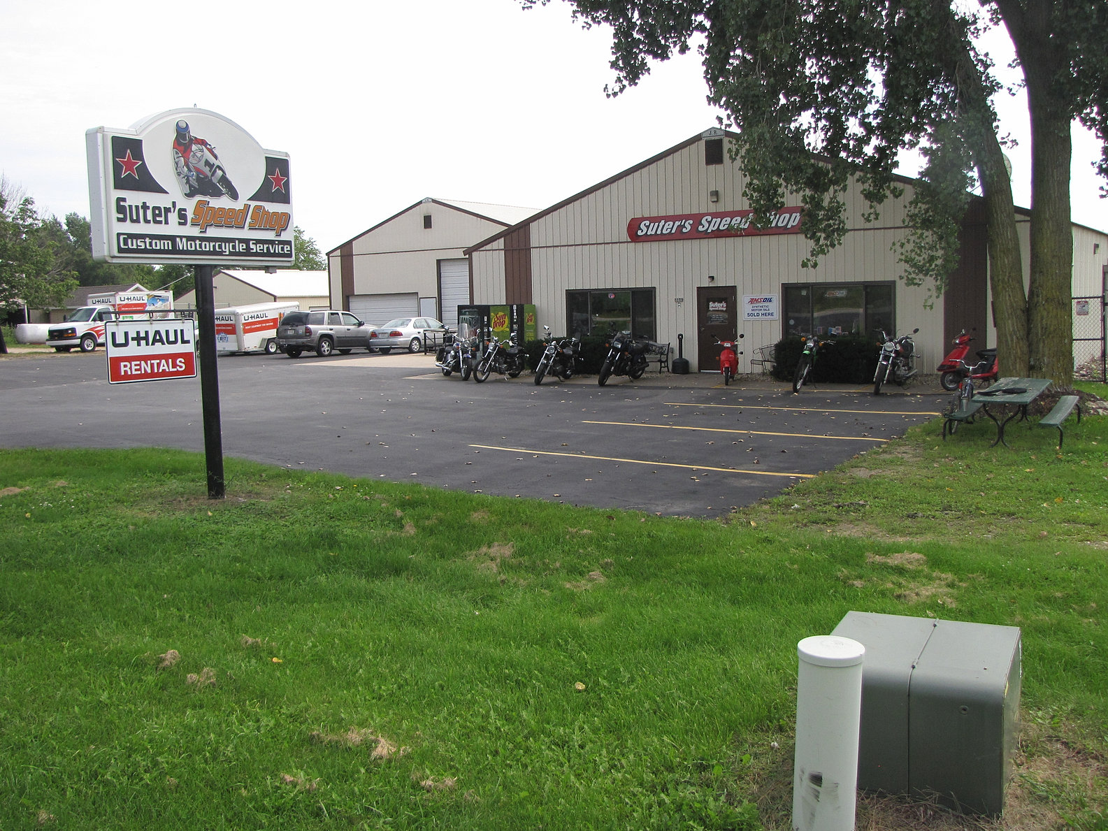 House of speed green bay - Suter S Speed Shop Ample Parking