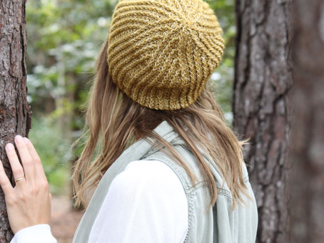 Branch Out Beanie
