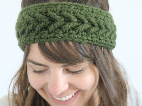 Arrow Ear Warmer