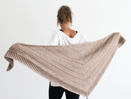 Branch Out Shawl