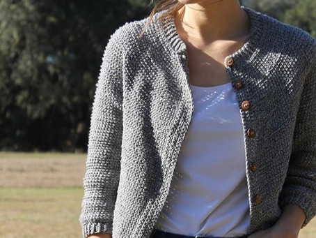 Point Sal Cardigan