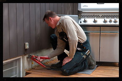 plumber, gas fitter