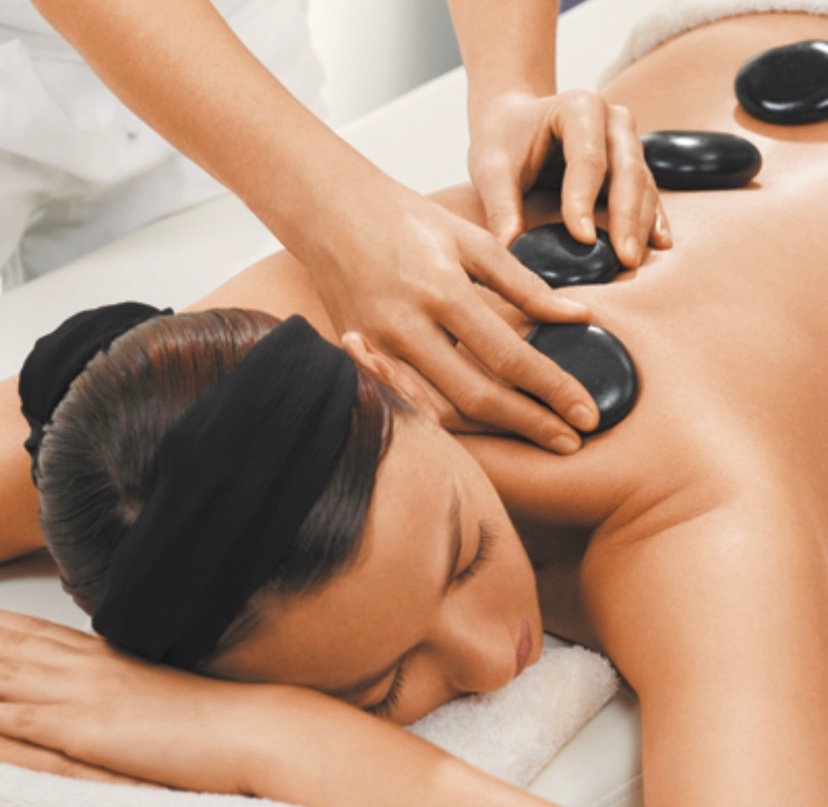 Full Body Hot Stones Massage