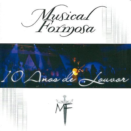 CD Coletânea 10 Anos