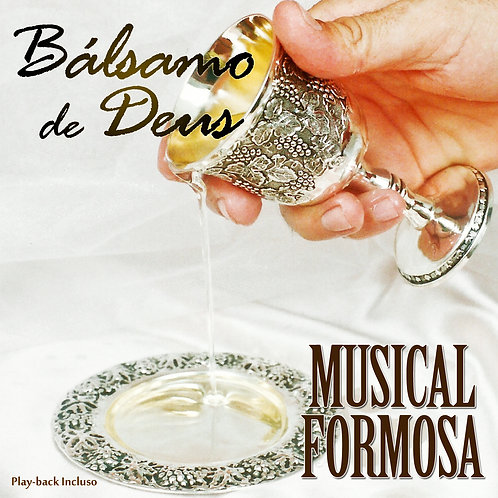 CD Bálsamo de Deus | PB Incluso