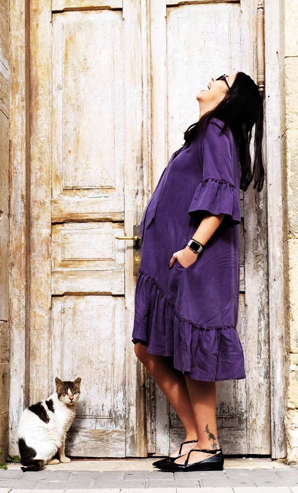 צילומי חוץ הריון | Ofir Alufi