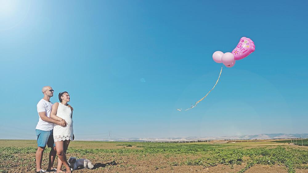 צילומי הריון חוץ | Ofir Alufi