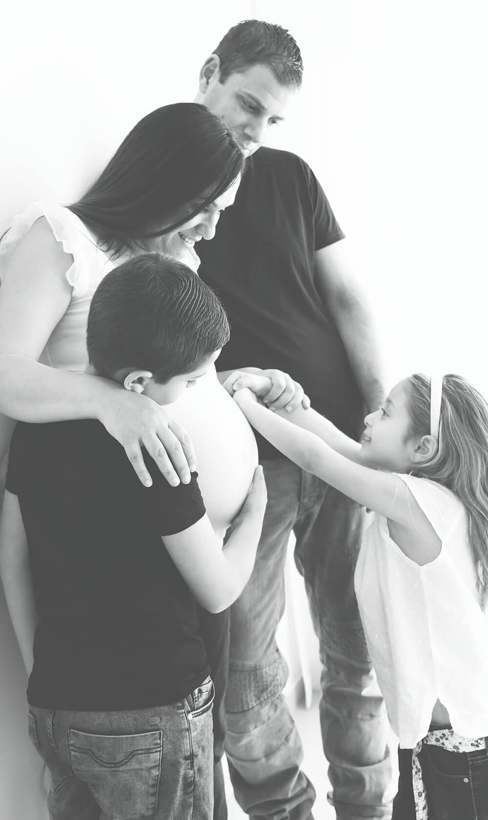 צילומי הריון ומשפחה | Ofir Alufi
