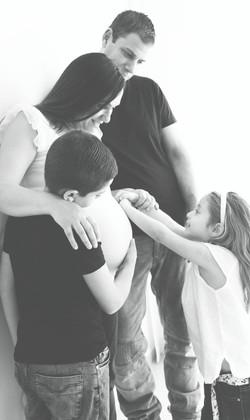 צילומי הריון ומשפחה   Ofir Alufi