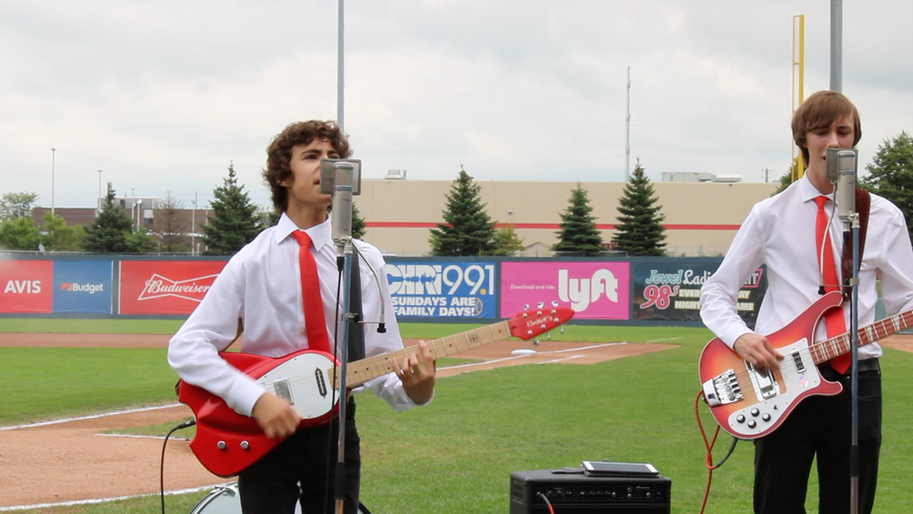 The Rockyts - Pre-Game Show at RCGT Stadium