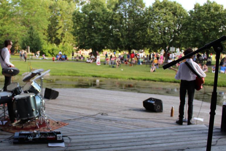 The Rockyts - Live at Andrew Haydon Park