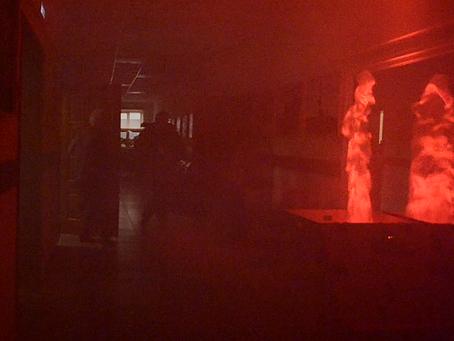 Проведение практических тренировок по эвакуации людей в случае пожара