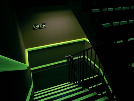 Системы фотолюминесцентные эвакуационные