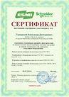 Сертификат ESMI