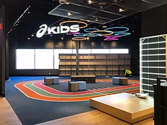 OPEN4 runs into a new ASICS store fitout and finishes ONTIME