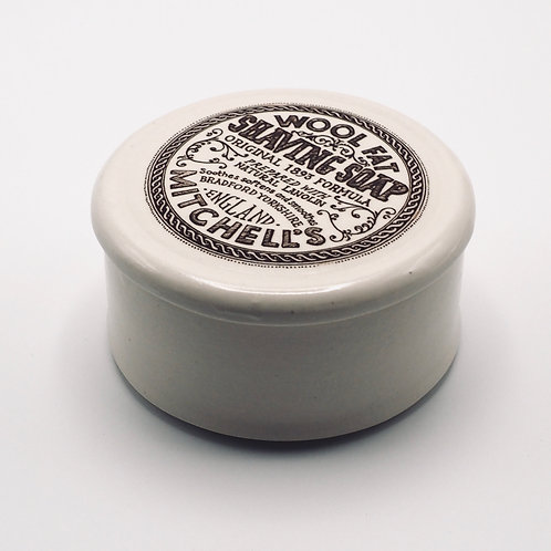 Wool Fat Shaving Soap