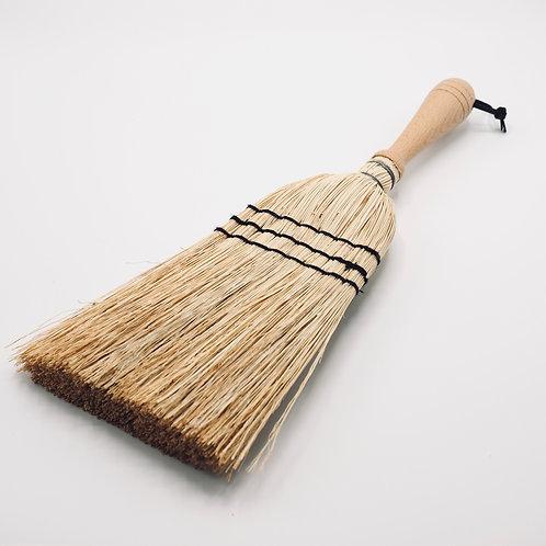 Rice Straw Hand Broom