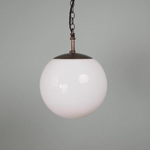 Opaline Globe Pendant