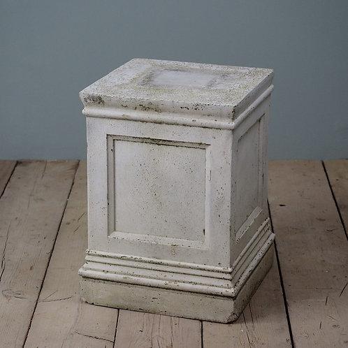 Plaster Plinth