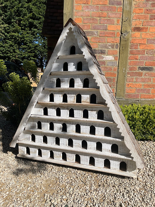 36 Hole Birdhouse