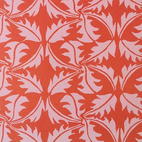 Dandelion - Crimson & Pink