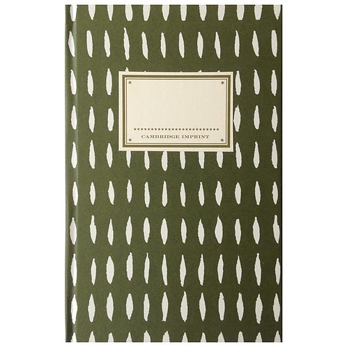 Notebook - Olive Seed