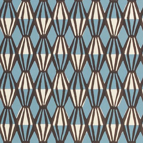 Threadwork - Coffee & Blue