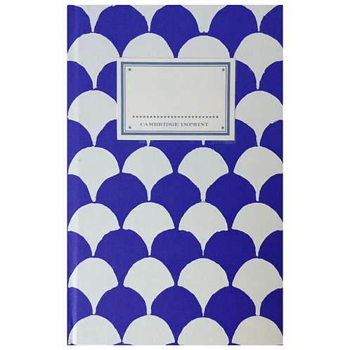 Notebook - Ultramarine Clam Shell