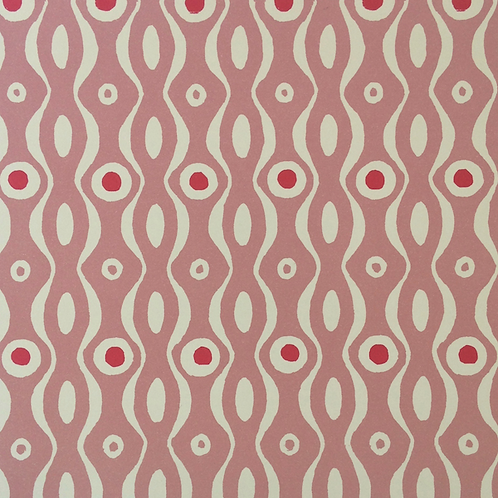 Persephone - Pink & Raspberry