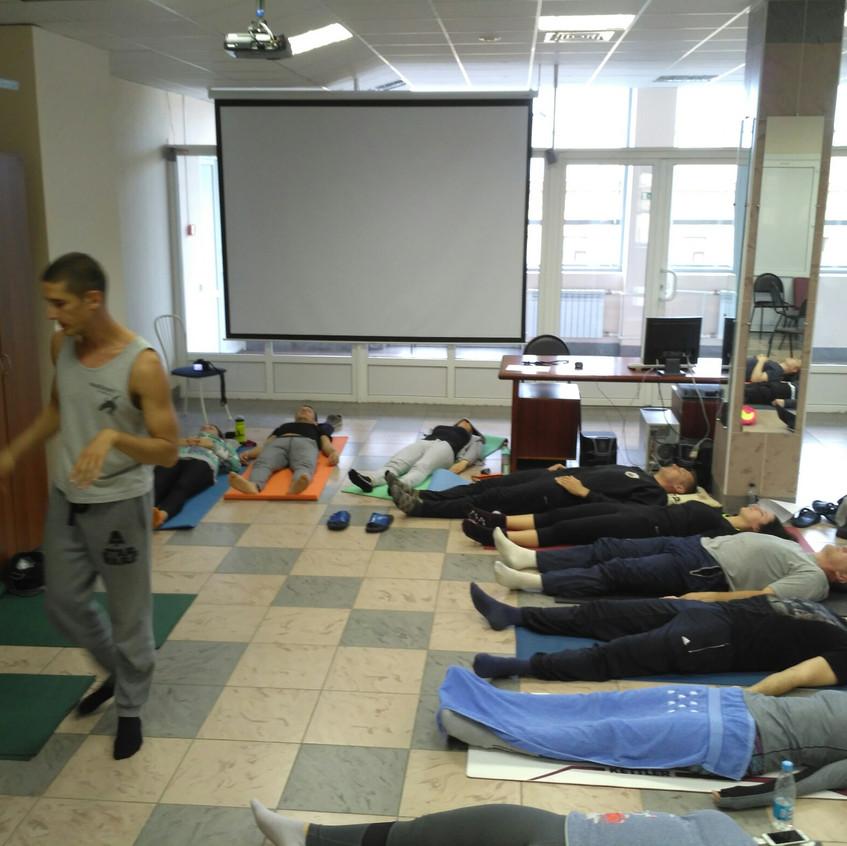 Мастер-класс по эмоционально волевой подготовке в Питере_11
