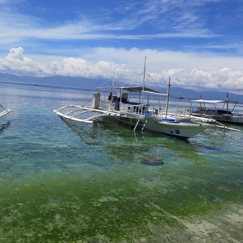 Фридайвинг на Филиппинах