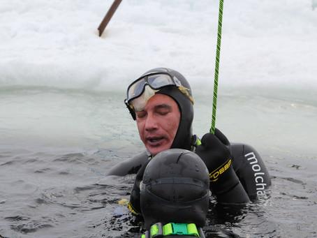 Фридайвинг на Белом море - Итоги