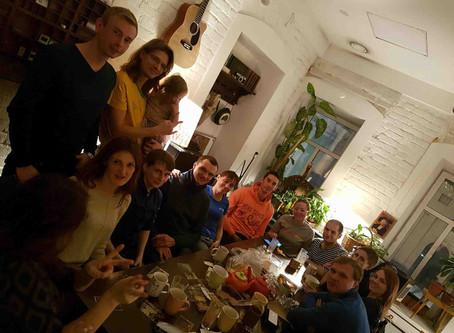 Встреча котиков в Москве 22.02.2017