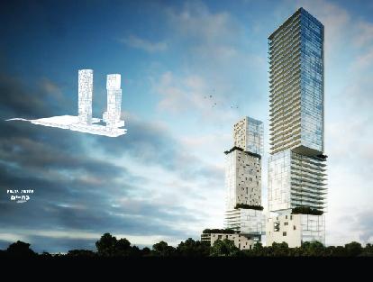 מצגת מעוצבת למכירת פרויקט  עבור אדריכל אסף מולכו