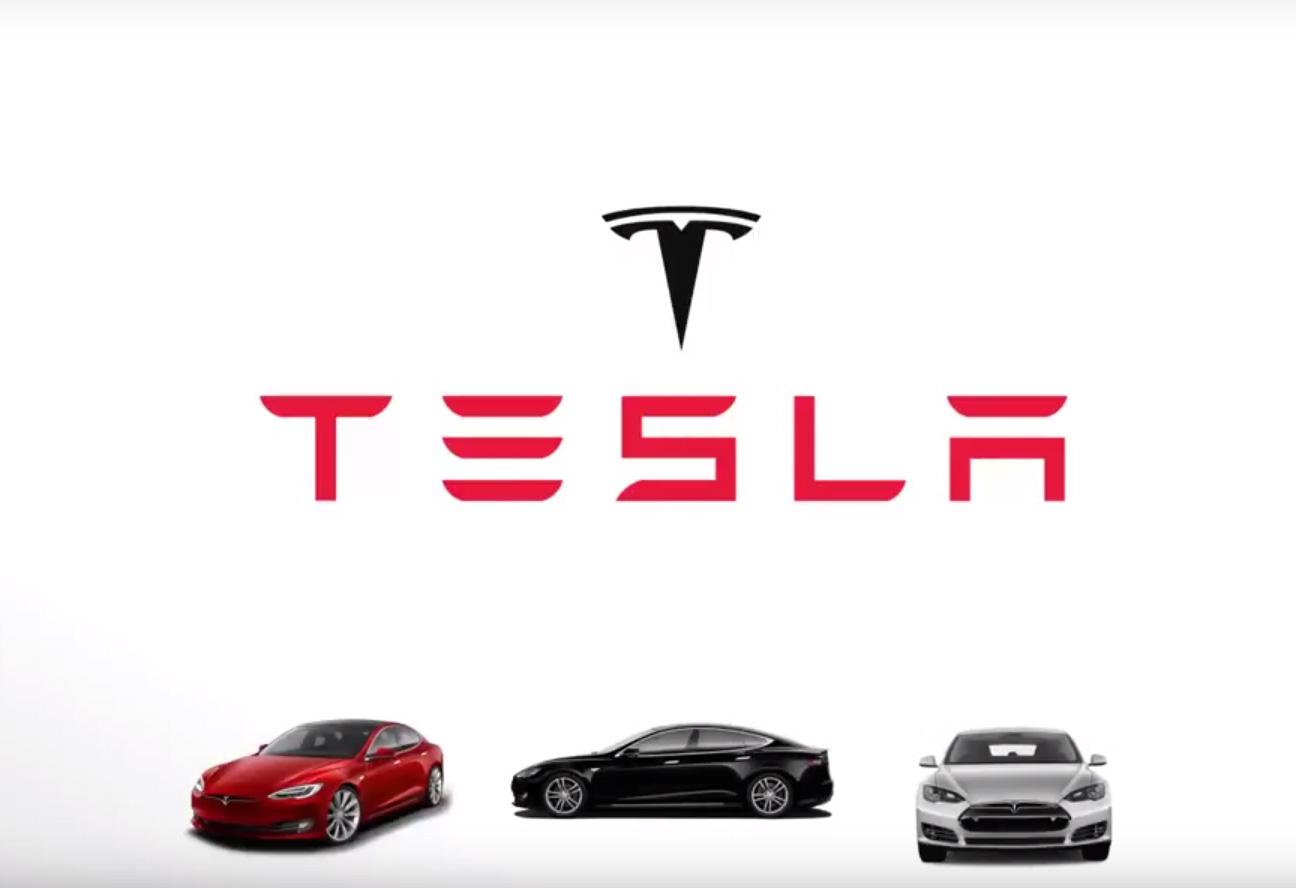 Tesla מצגת מעוצבת עבור