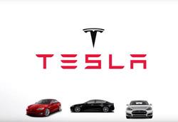 מצגת מעוצבת Tesla עבור חברת הפקה