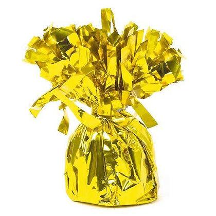 Metallic Gold Balloon Weight