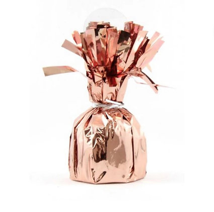 Rose Gold Foil Weight